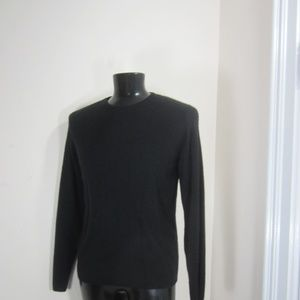 Kenneth Cole Mens L Crewneck Cashmere Sweater